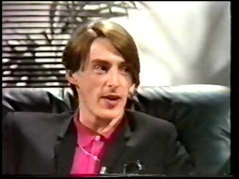 The Style Council - Whistle Test Interview (1985)