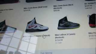 SNEAKERS FOR CHEAP !!! Kay_GotSole Sneaker Websites On The Low Ep.1