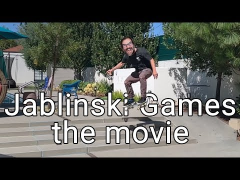 Jablinski Games: THE MOVIE Unofficial Trailer