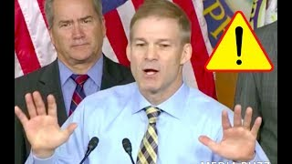 Congressman Jim Jordan EVEN MORE PISSED at FBI After New Revelation of Spy in Trump Campaign