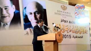 ياسر رزق ... «الأخبار» هي أصدق الشهود على تاريخ مصر والأمة العربية