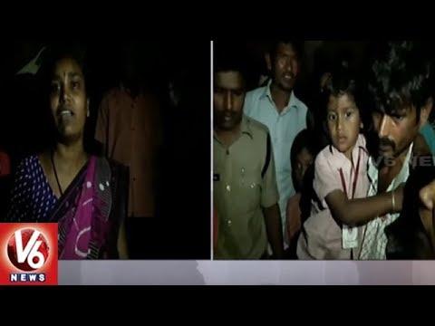New Kerala School Negligence, Five Year Old Locked In Class Room | Kumaram Bheem Dst | V6 News