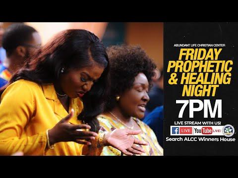 Prophetic & Healing Night   Drs. Festus & Anthonia Adeyeye   ALCC Winners House