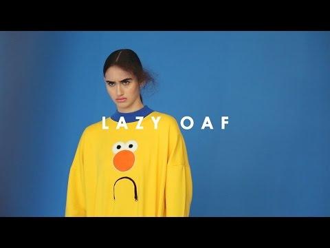 Don't Hug Me I'm Scared for Lazy Oaf - Behind the Scenes