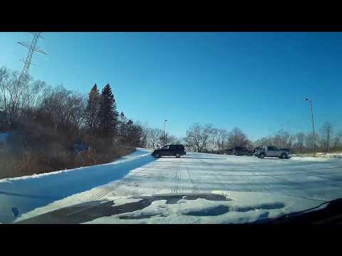 Dash Camera - Nexgadget A100+ Cameras HD Video Review.