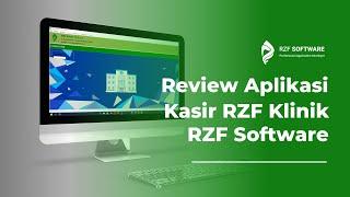 Review Aplikasi RZF Klinik - RZF Software Part 1 screenshot 3