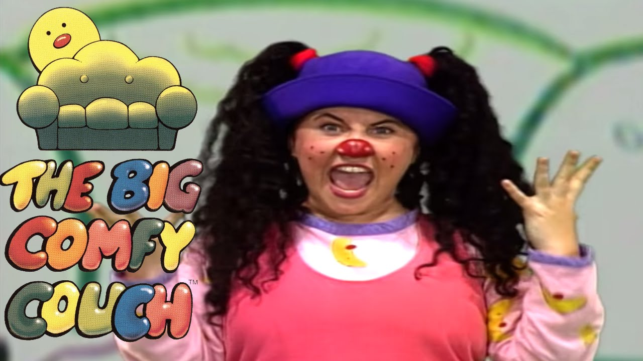 wobbly the big comfy couch season 2 episode 3 youtube. Black Bedroom Furniture Sets. Home Design Ideas