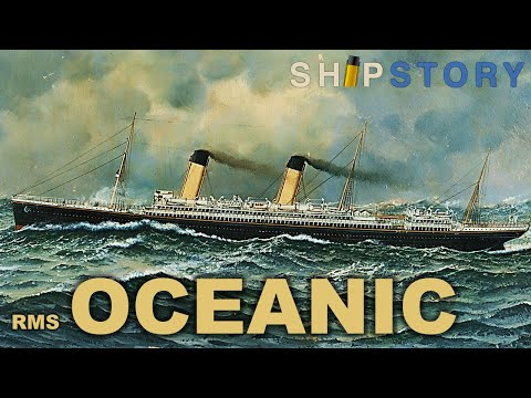 RMS Oceanic (1899) | The Pinnacle of 19th Century Shipbuilding