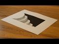 Как нарисовать 3D Рисунок Вход в Подземелье Лестница 3D mp3