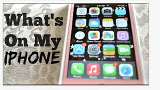 What's On My IPhone? Thumbnail