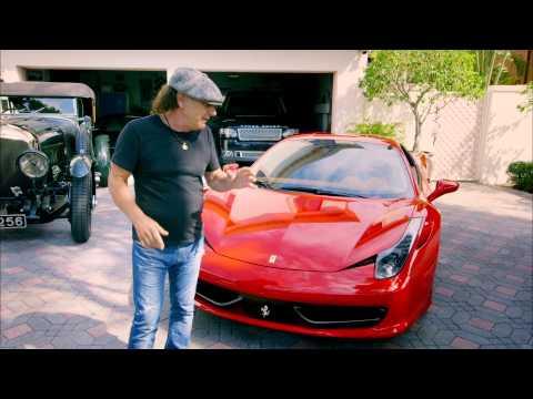 Cars That Rock with Brian Johnson - Ferrari