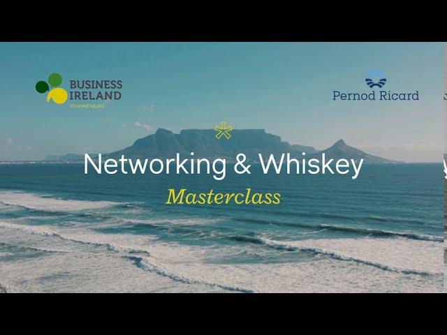 Part 1 Networking Masterclass with Mark Peters. BISA Johannesburg Webinar. 1st October 2020