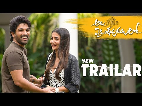 NEW MOVIE TRAILER 2020 – Allu Arjun, Pooja Hegde INEW MOVIE 2020***
