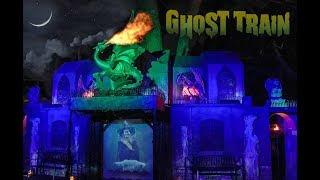 LA Griffith Park Ghost Train 2018 FULL RIDE