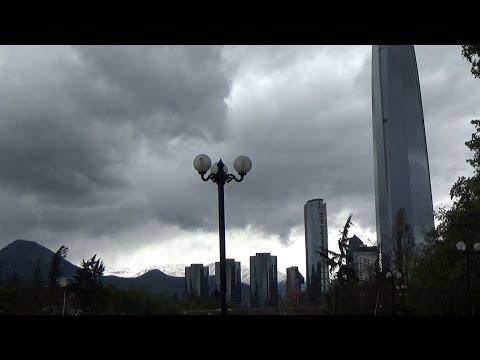 Santiago de Chile 2017. Visite CITY OF CONTRASTS