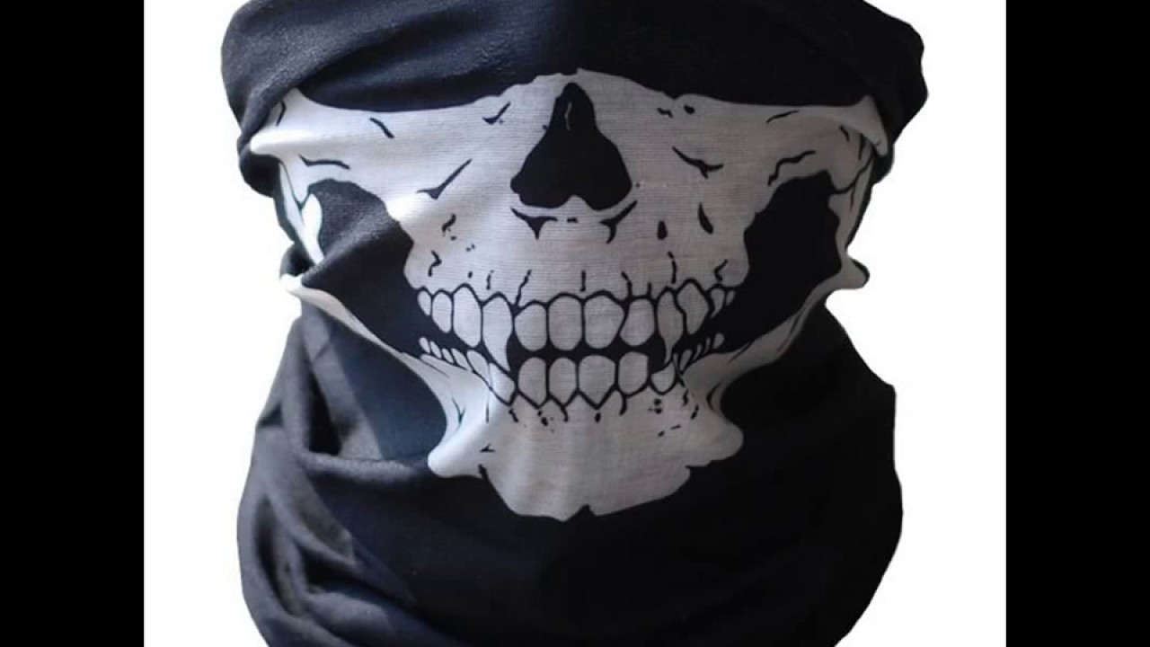 Шарф-платок-бандана-балаклава - Authentic Multifunctional Headwear .