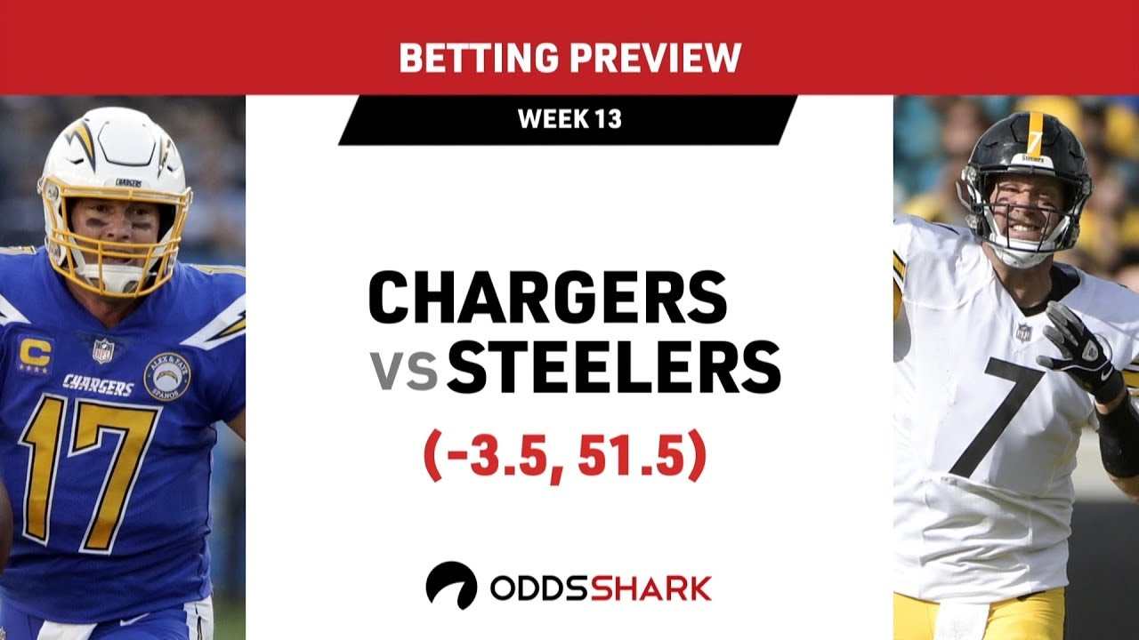 nfl rigged steelers chargers betting