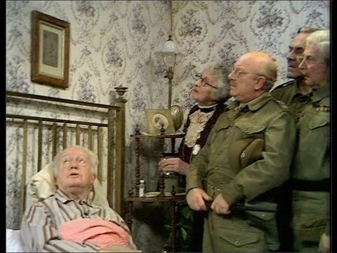 Dad's Army - Branded - NL Ondertiteld - .. what's that photograph of you?...