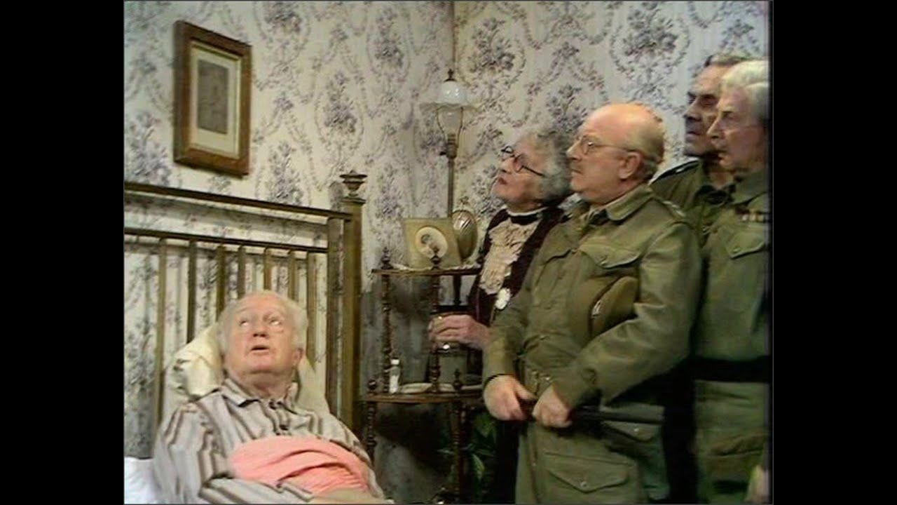 Dad's Army - Branded - NL Ondertiteld - .. what's that ...