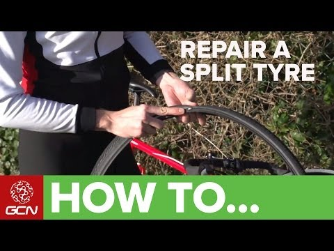 Split Tire? How To Get Home - GCN's Roadside Maintenance Series