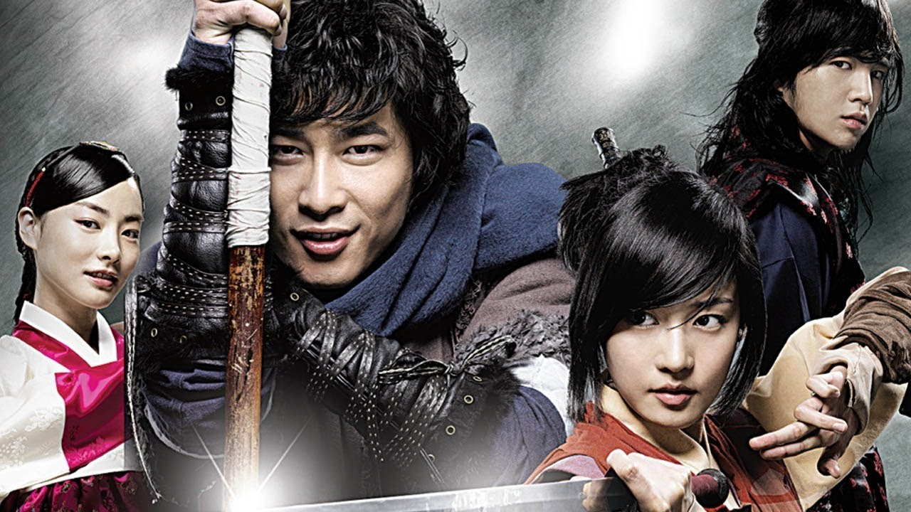Download Hong-Gil-Dong / Episode - 1