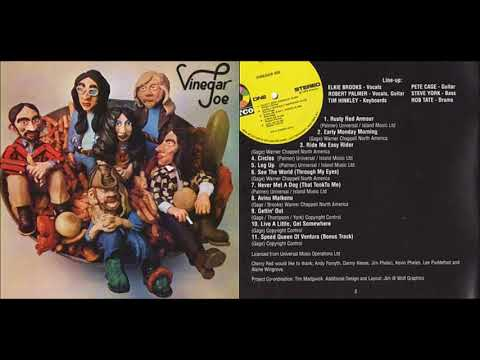 VINEGAR JOE - Leg Up (HQ; '72)