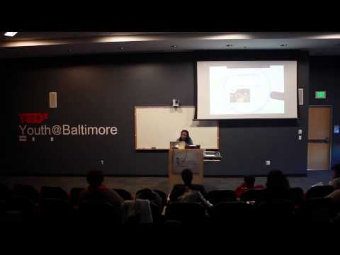 The Power of Youth: Evodie Ngoy at TEDxYouth@Baltimore