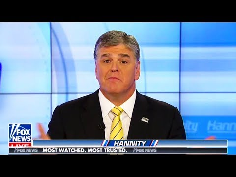 Hannity: There's No Proof! Wait...There's Proof?