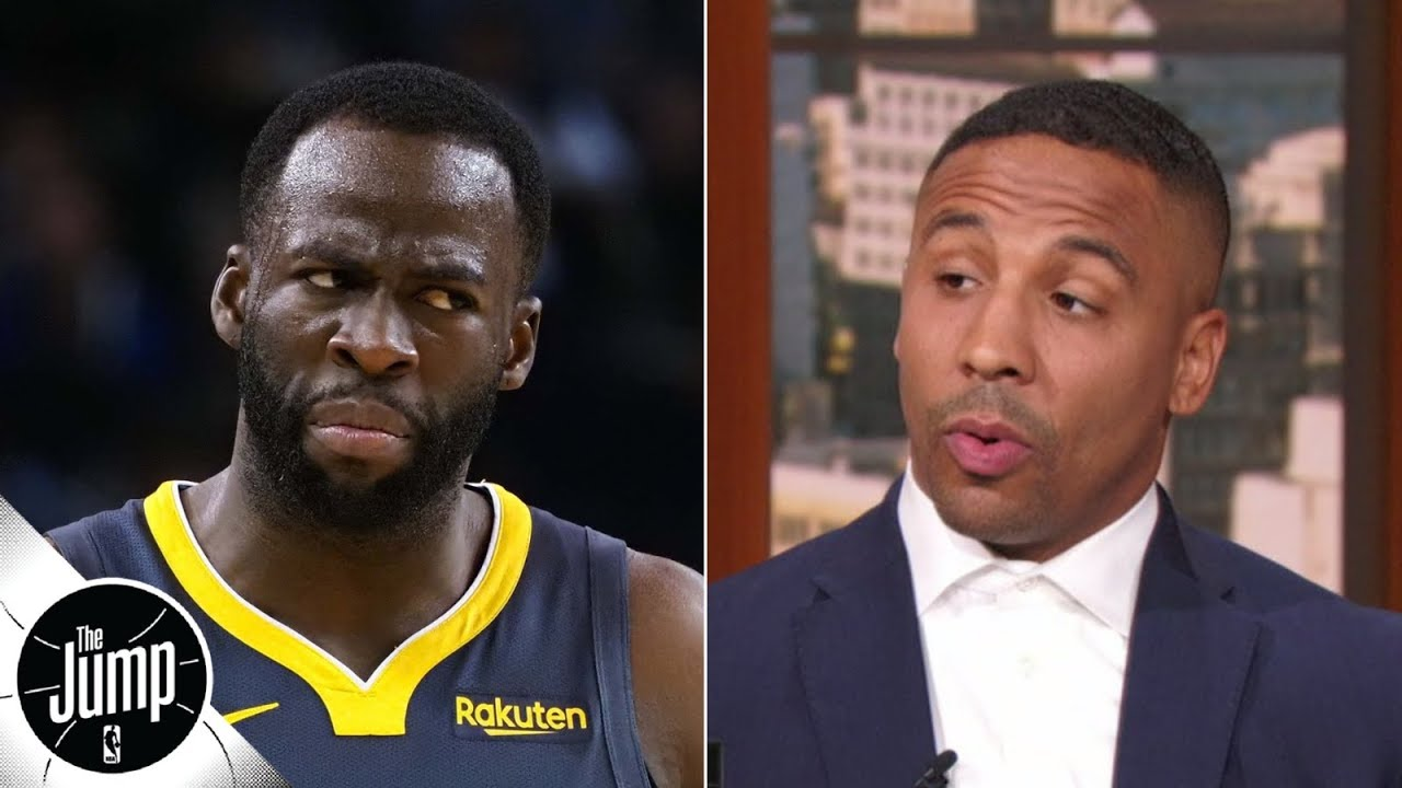 Boxer and Warriors fan Andre Ward reacts to Draymond Green exclusive interview | The Jump