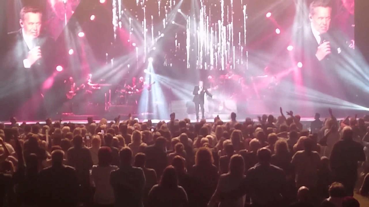 Roland Kaiser Auf Den Kopf Gestellt Konzert Köpi Arena Live 2017