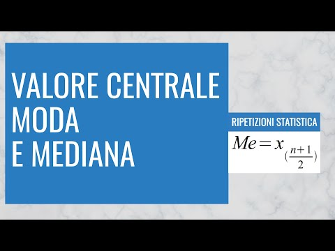 Statistica - Medie analitiche - Esercizi d'esame (TRAILER) from YouTube · Duration:  15 minutes