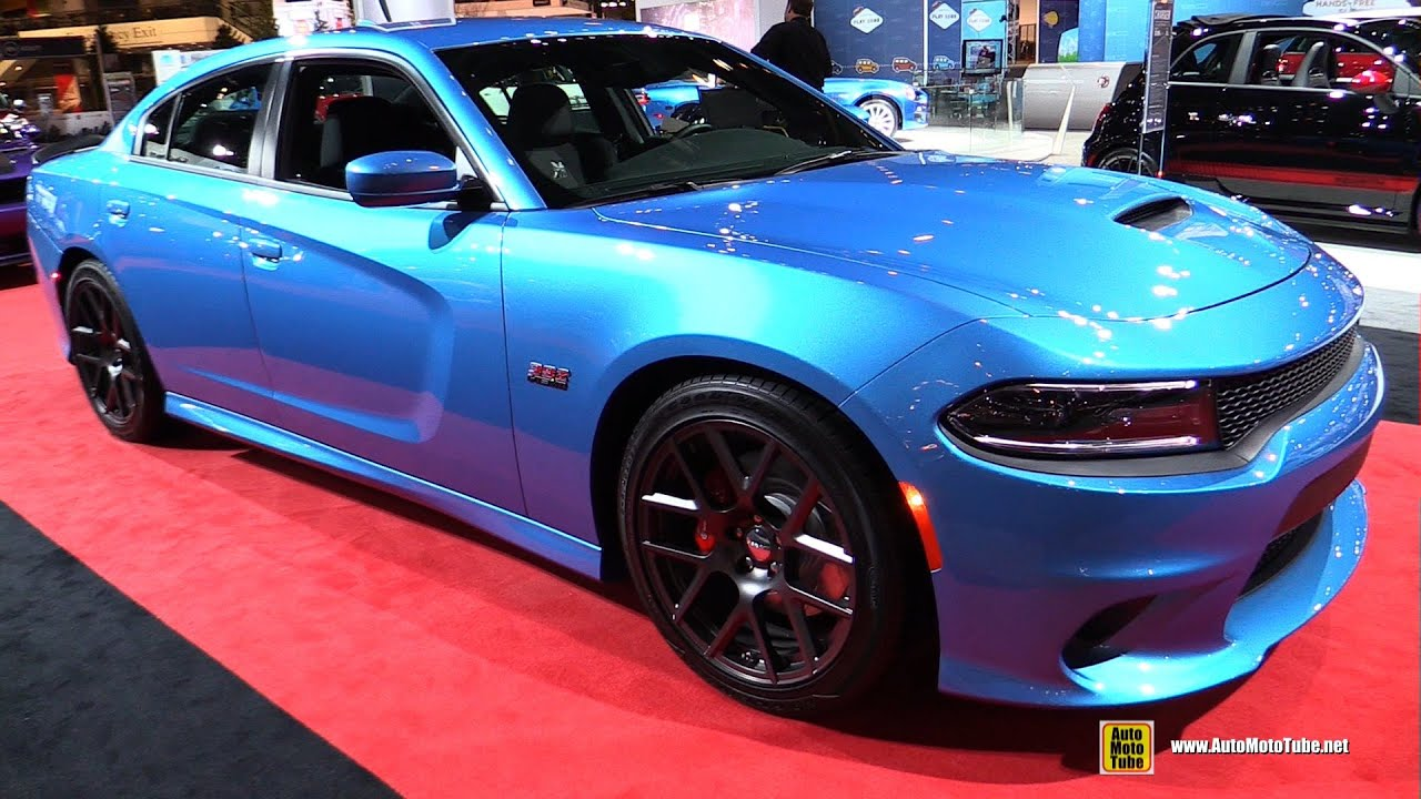 2016 dodge charger 392 hemi exterior and interior walkaround 2016 chicago auto show youtube. Black Bedroom Furniture Sets. Home Design Ideas