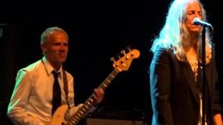 """Patti Smith live 1/8/16 L.A. """"if 6 were 9"""" w/ Flea Hendrix cover"""