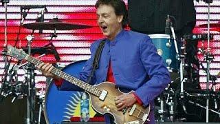 PAUL McCARTNEY Live St Petersburg 2004 FULL