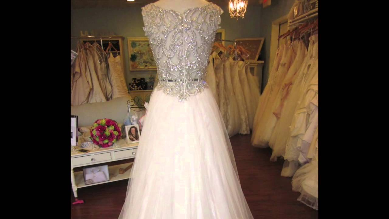 3292a7bddd7 Maggie Sottero by Couture Bridal Co. -Phyllis - YouTube