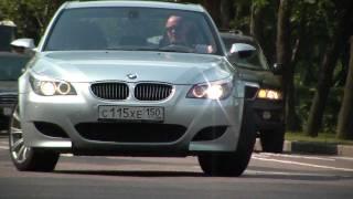 BMW M5 E60 Пуля лети....