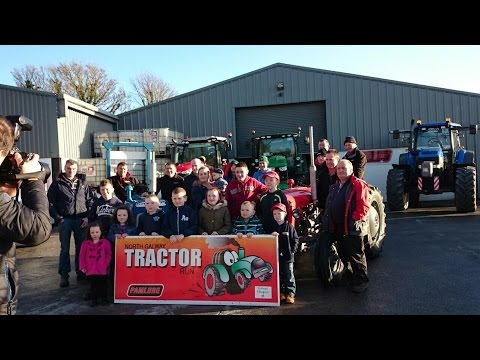 North Galway Tractor run 2015 Part 2 (HD)
