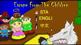 2015 Halloween: Escape From The Children Walkthrough