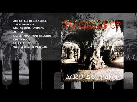 Acrid Abeyance - Tranquil