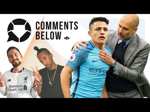 Alexis Sanchez to Join Pep Guardiola at Man City? | Comments Below
