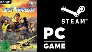 Lost Horizon Gameplay Walkthrough Point & Click Adventure NO COMMENTARY