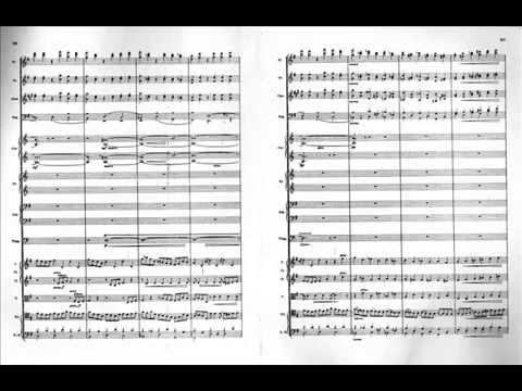 Jean Sibelius, Symphony N. 5 (II mov.)