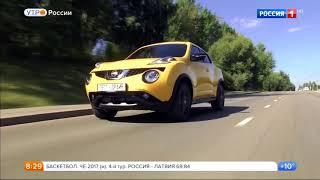 Новый Nissan Juke (Ниссан Жук). Видео обзор.Тест драйв Nissan Juke - цены,отзывы,фото.