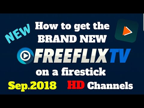 How to get freeflix tv on a firestick 2018 (NEW)