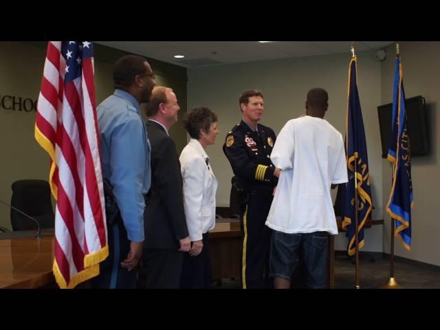 Kansas City, Kansas Junior Police Academy 151