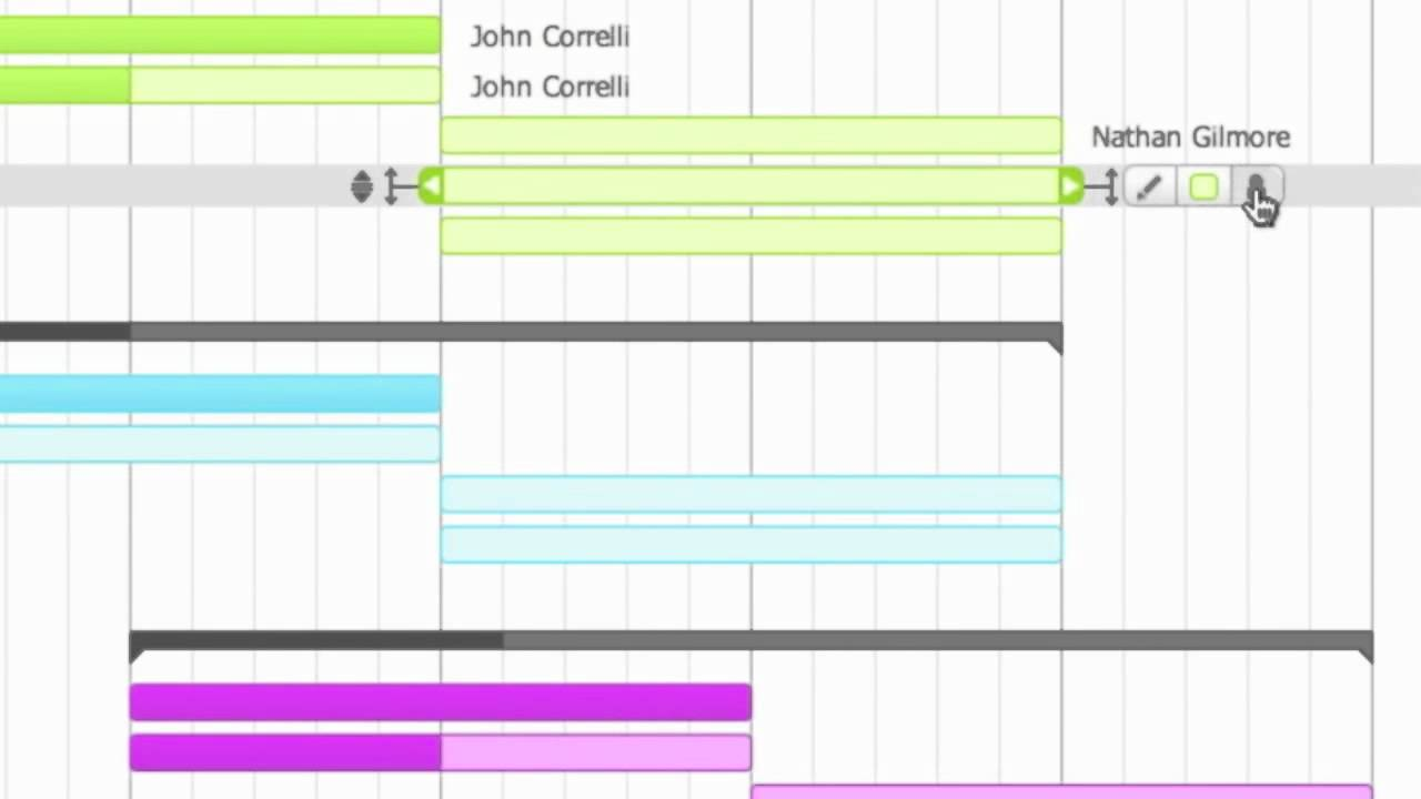How to use a gantt chart youtube how to use a gantt chart geenschuldenfo Gallery
