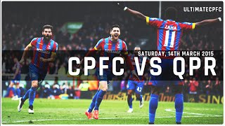 Video Gol Pertandingan Crystal Palace vs Queens Park Rangers