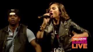 Alesha Dixon sings Mis-teeq - Scandalous live!