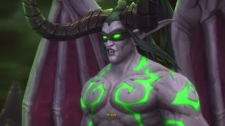 Lord Illidan Knows The Way [Lore]