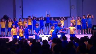 Y1 Music Assembly